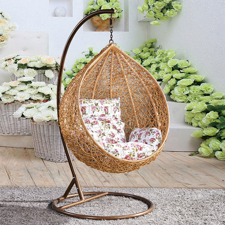 Rattan Hanging Egg Chair Dl012 Acquahome